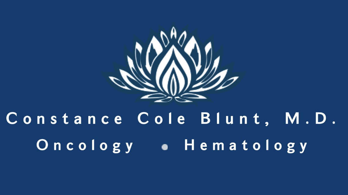 Constance Cole Blunt MD Logo